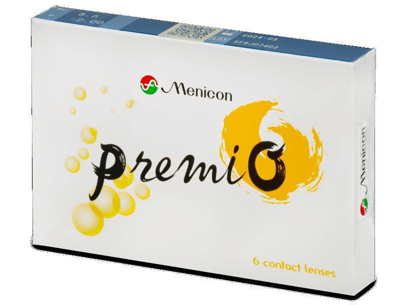 Menicon PremiO (6 линз)