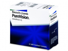 PureVision (6линз)