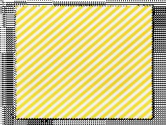 Очищающая салфетка для очков - желто-белая