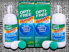 OPTI-FREE RepleniSH Раствор 2x300ml