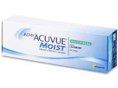 1 Day Acuvue Moist Multifocal (30 линз)