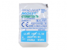 1 Day Acuvue Moist Multifocal (90 линз)