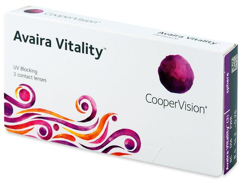 Avaira Vitality (3 линзы)