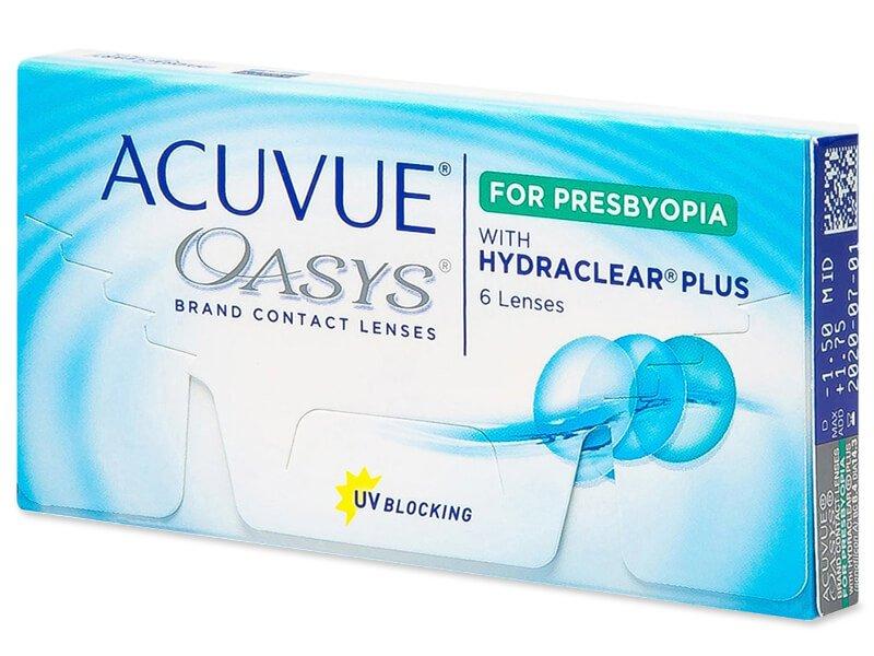 Acuvue Oasys for Presbyopia (6 линз)