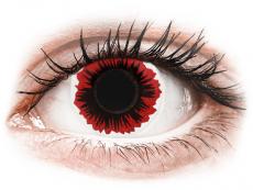 ColourVUE Crazy Lens - Blaze (2 цветные линзы)