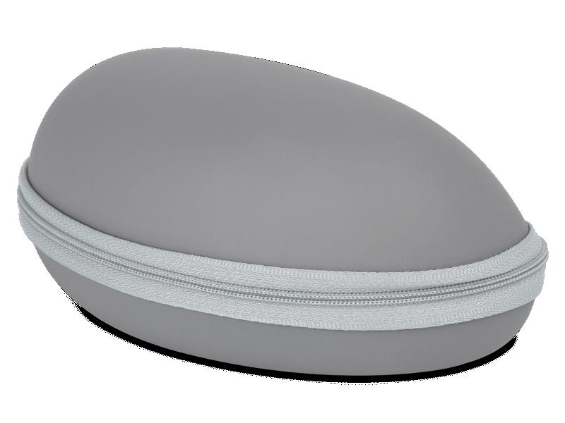 Серый футляр для  очков BL031