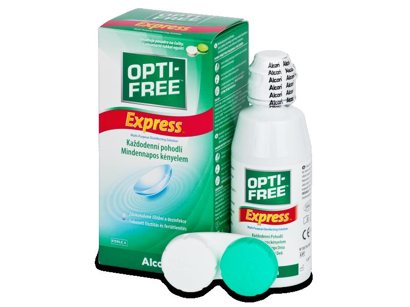 OPTI-FREE Express Раствор 120мл