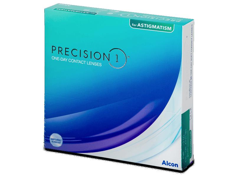 Precision1 for Astigmatism (90 линз)