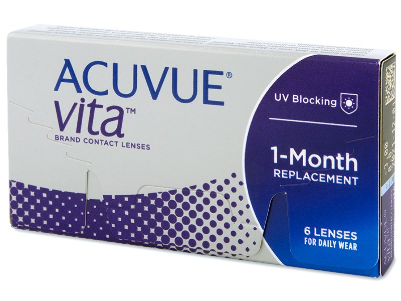 Acuvue Vita (6 линз)