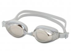 Очки для плавания Нептун - серебряный