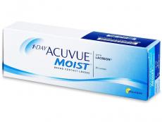 1 Day Acuvue Moist (30линз)