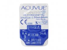 Acuvue Oasys (6линз)