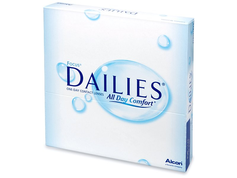 Focus Dailies All Day Comfort (90линз)