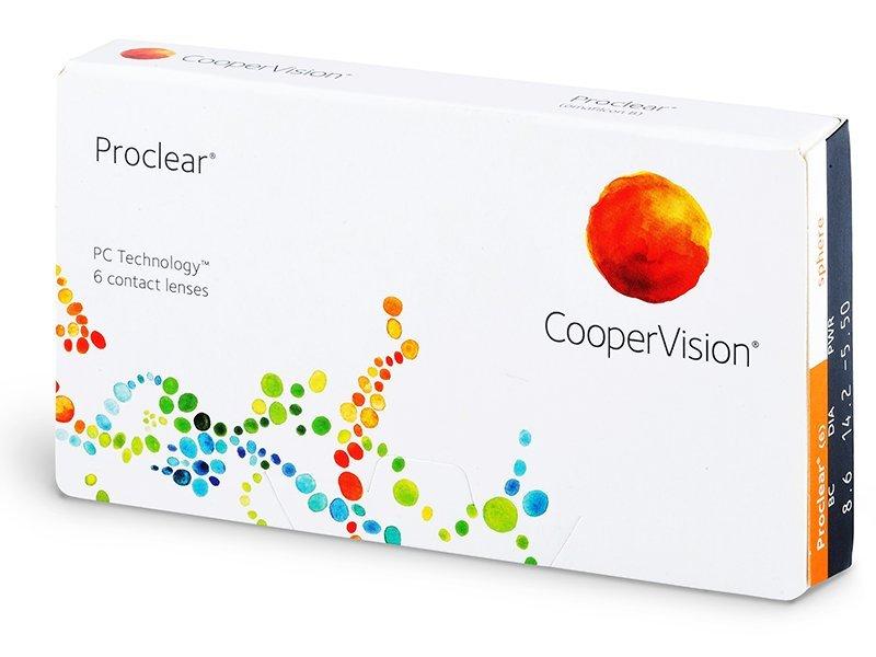 Proclear Sphere (6линз)