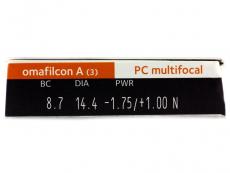 Proclear Multifocal (3линзы)