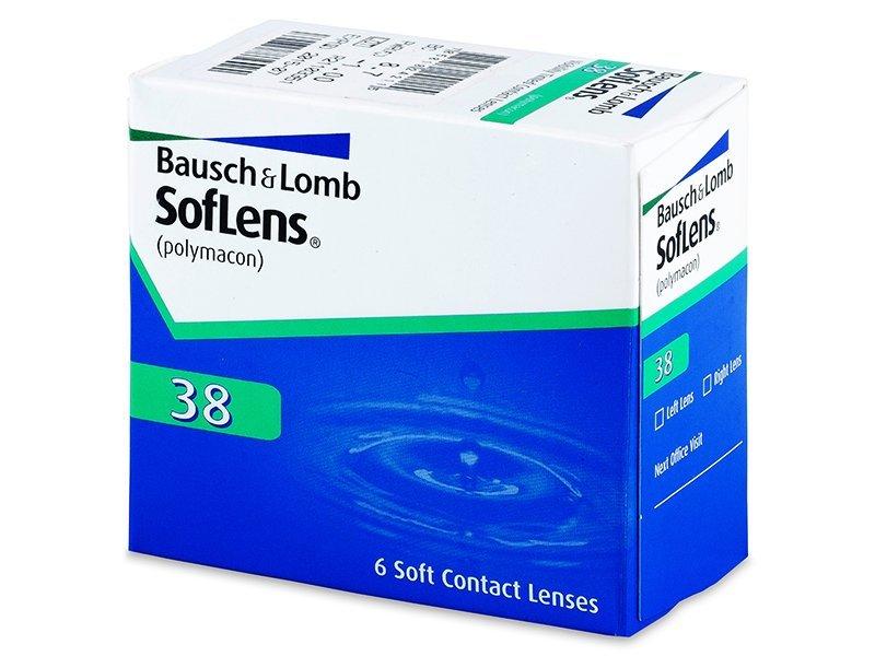 SofLens 38 (6линз)