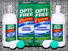 Roztok Opti-Free Express 2 x 355 ml