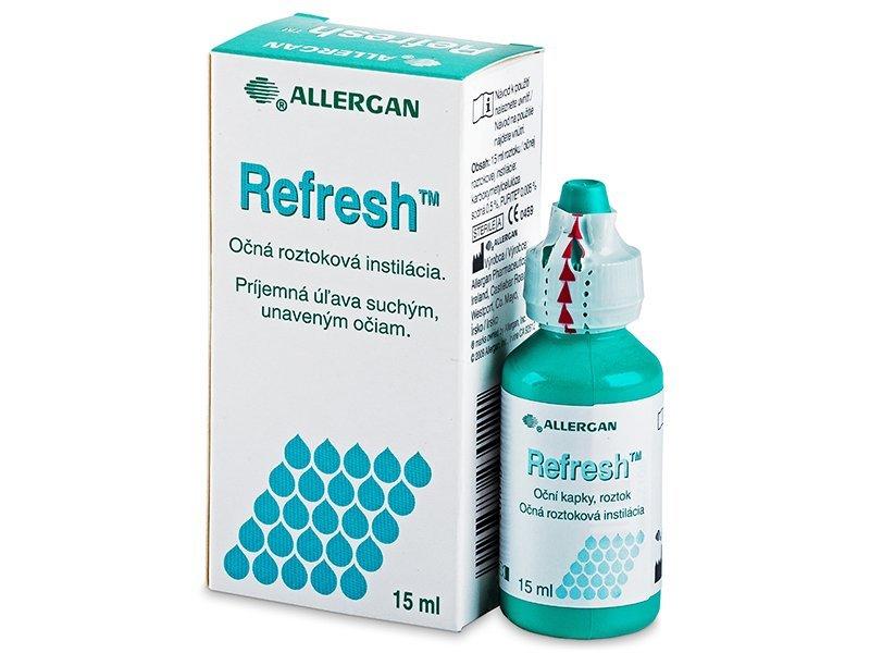Refresh Глазные капли 15мл