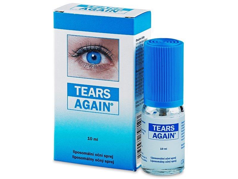 Tears Again Спрей для глаз 10мл