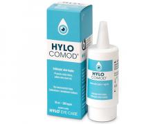 HYLO-COMOD Глазные капли 10мл