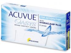 Acuvue Oasys for Astigmatism (6линз)