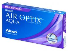 Air Optix Aqua Multifocal (6линз)