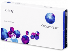 Biofinity (6линз)