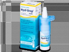 Hyal-Drop Multi Глазные капли 10мл