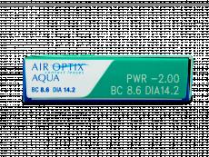 Air Optix Aqua (6линз)