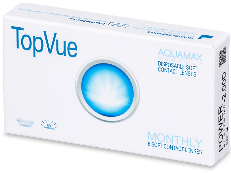 TopVue Monthly (6линз)