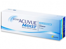 1 Day Acuvue Moist for Astigmatism (30 линз)
