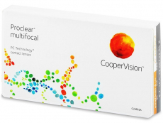 Proclear Multifocal (6линз)